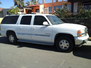 Great White Yukon XL aka Suburban